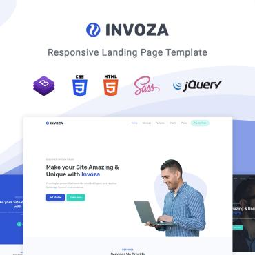 Website Template № 122893