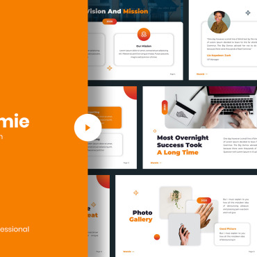 Template Keynote Templates #123294
