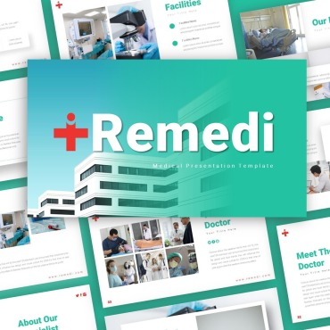 Template Industriale PowerPoint #123873