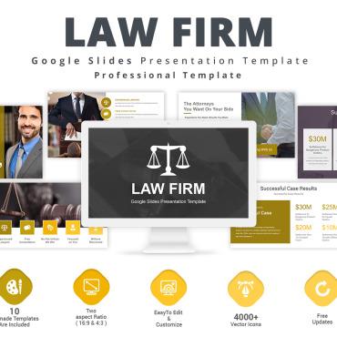Template Afaceri Google Slides #123929