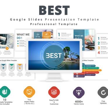 Template Afaceri Google Slides #123931