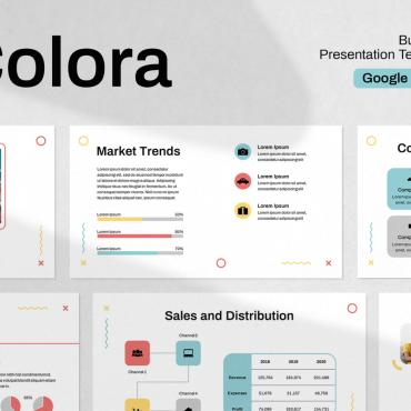 Template Afaceri Google Slides #123941