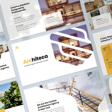 Template Imobiliare Google Slides #123944