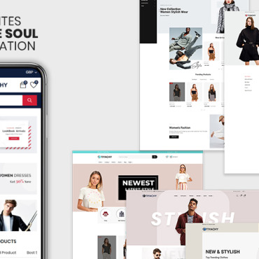 Template Modă Shopify #123955