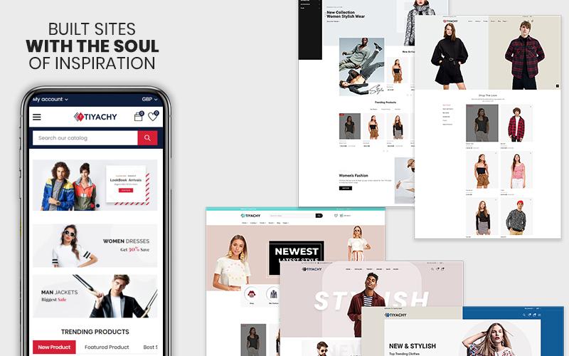 Tiyachy -  The Fashion Responsive Multipurpose Premium Shopify Theme