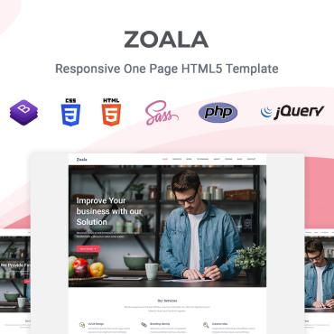 Website Template № 123962