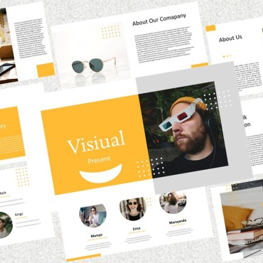 Template Keynote Templates #124124