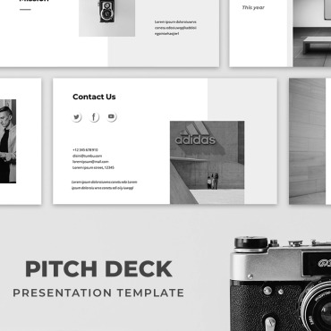 Website Template № 124196