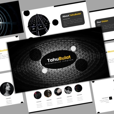 Template Keynote Templates #124506