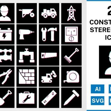 Template Artă și fotografie Seturi de iconițe #125439