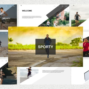Template Google Slides #125645