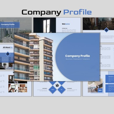 Template Imobiliare Google Slides #125648
