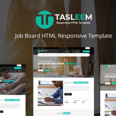Website Template № 125682