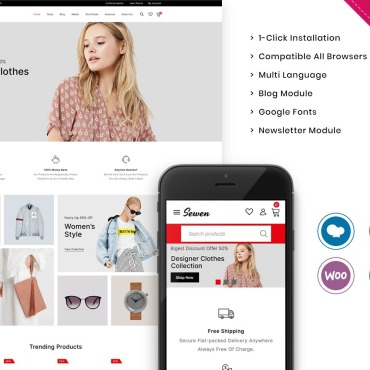 Template WooCommerce #125956