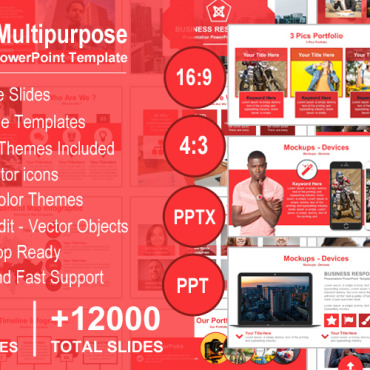 Website Template № 126370