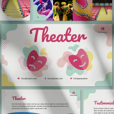 Website Template № 126385