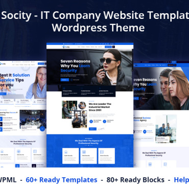 Website Template № 126439