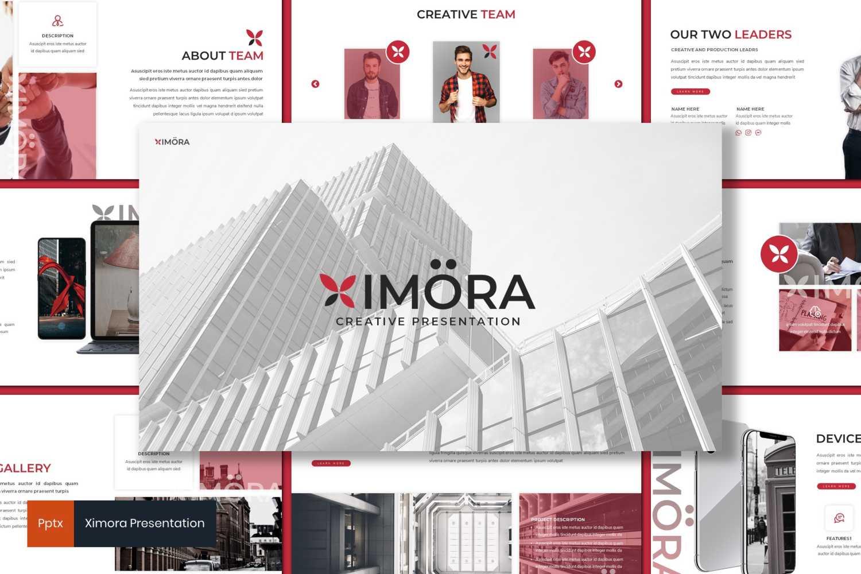 Ximora PowerPoint Template