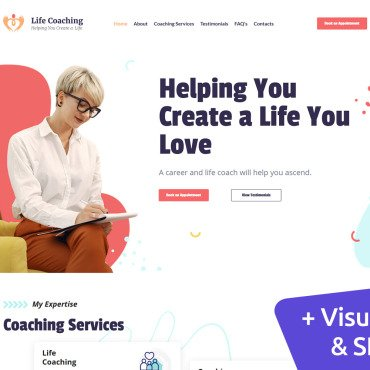 Website Template № 139515