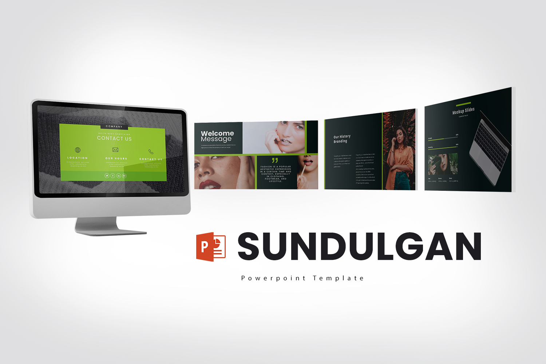 Sundulgan PowerPoint Template