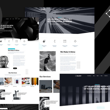 Website Template № 155665