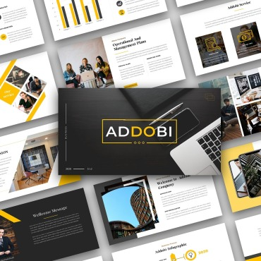 Website Template № 156104