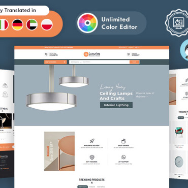 Website Template № 156702