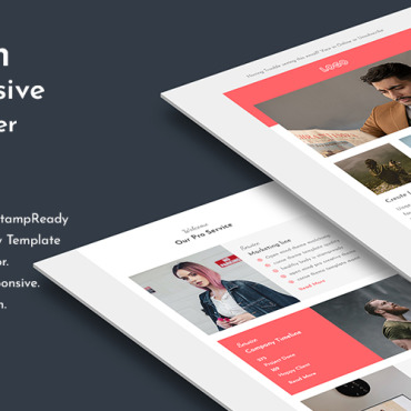 Website Template № 157944