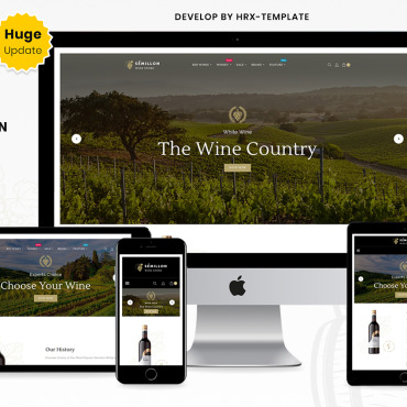 Website Template № 158525