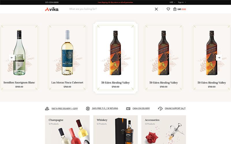 Avita - Multi-purposes WooCommerce Theme