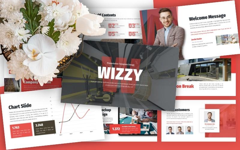 Wizzy - Powerpoint
