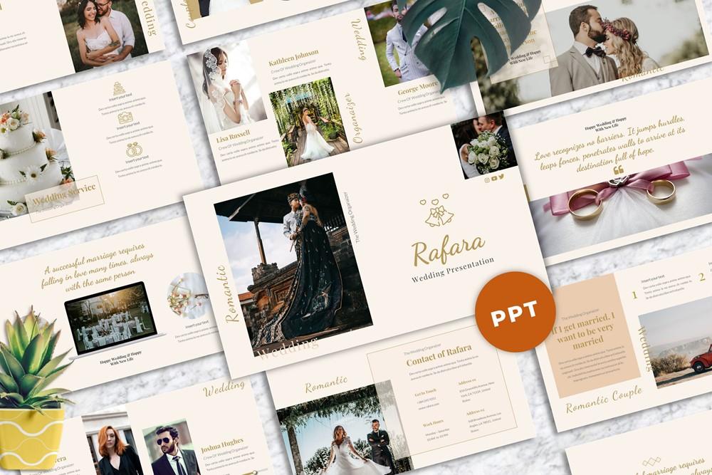 Rafara  - Wedding Powerpoint