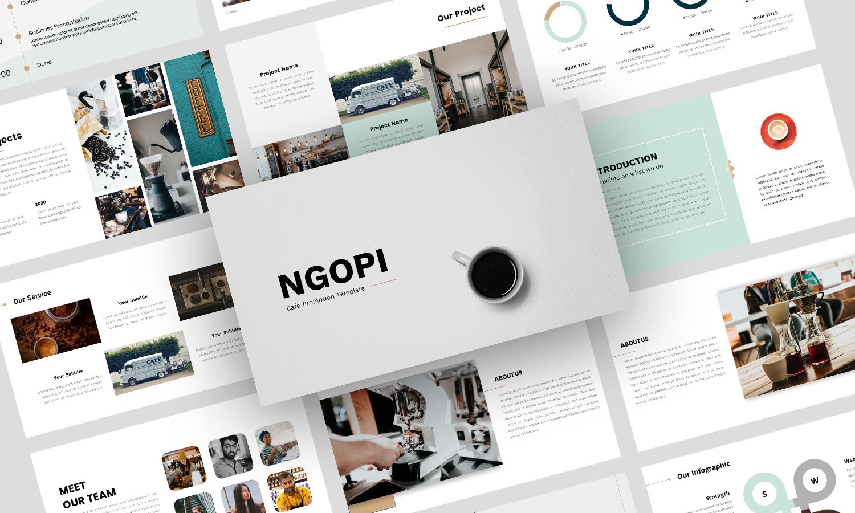 NGOPI – Cafe Presentation