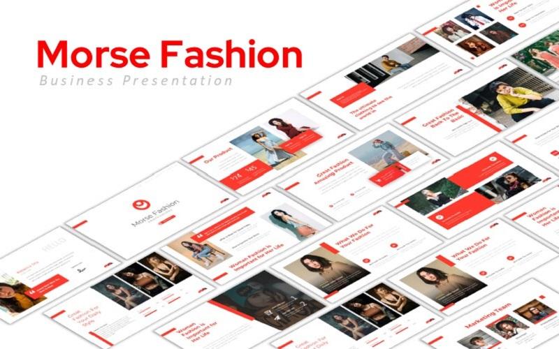 Morse Fashion PowerPoint
