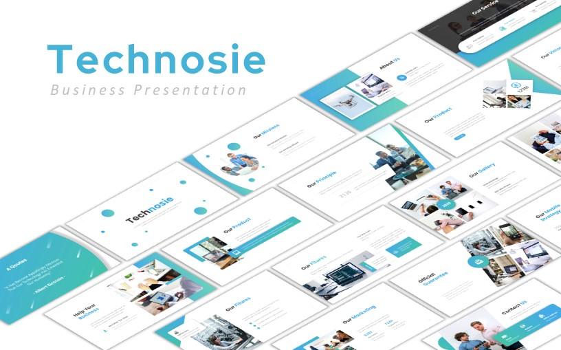 Technosie PowerPoint