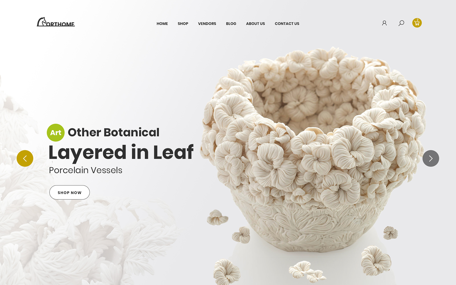 Forthome - Decor Furniture WooCommerce Theme