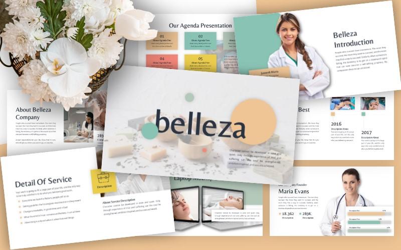 Belleza - Business Powerpoint Template