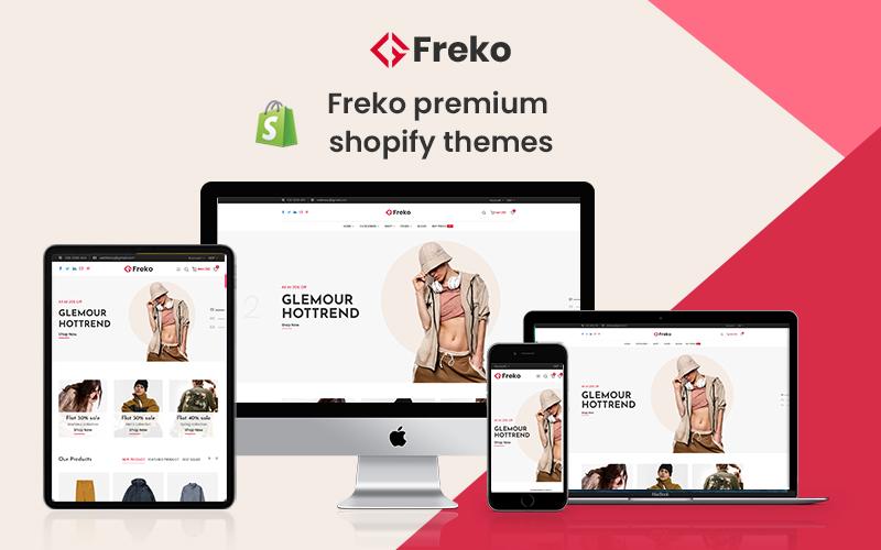 Freko - The Fashion & Modern Premium Shopify Theme - RTL Supported