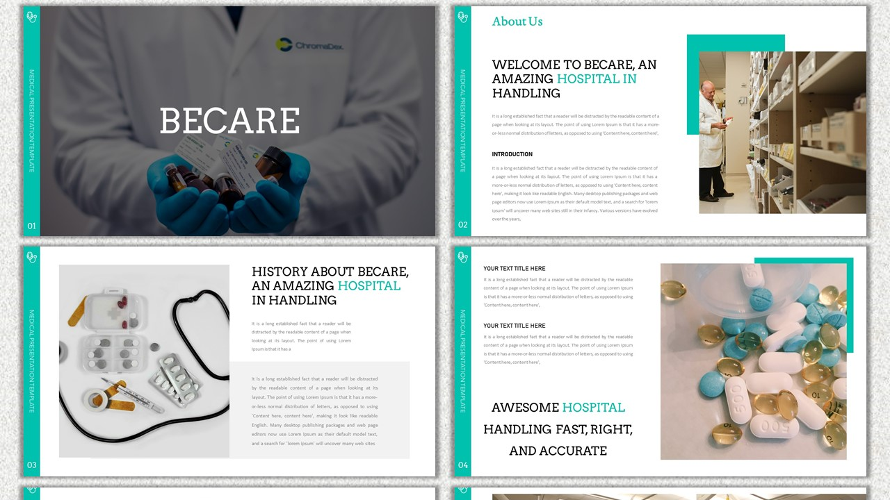 BeCare PowerPoint Template