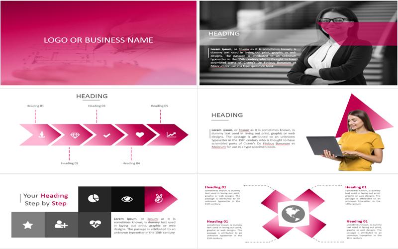 Multipurpose Presentation PowerPoint Template