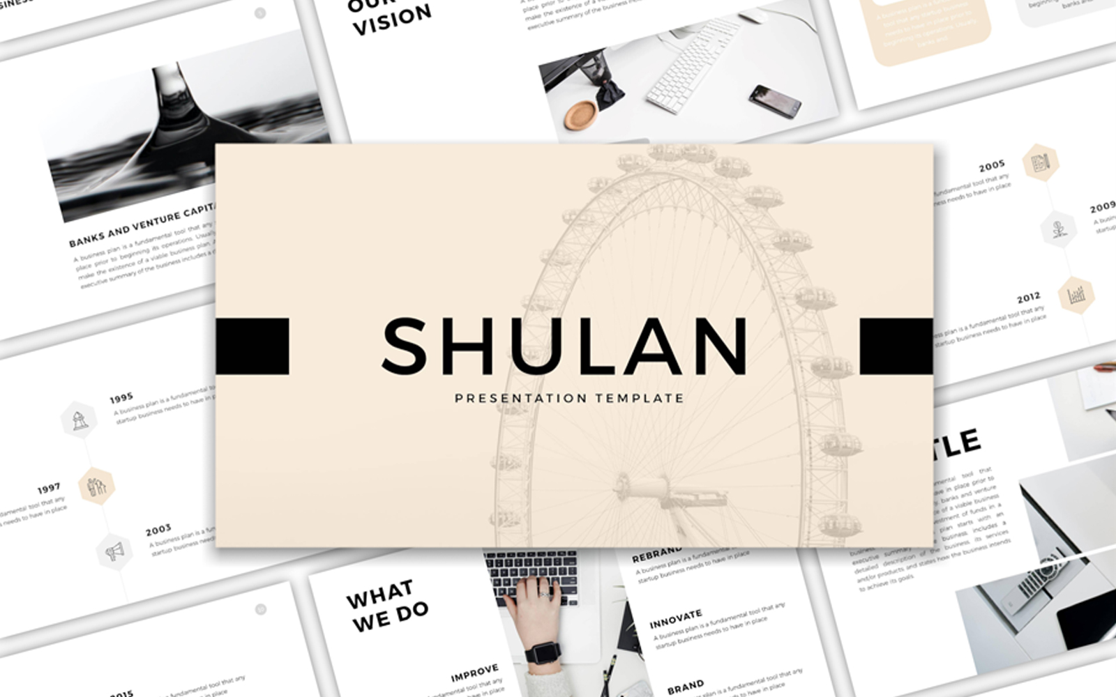 Shulan PowerPoint Presentation