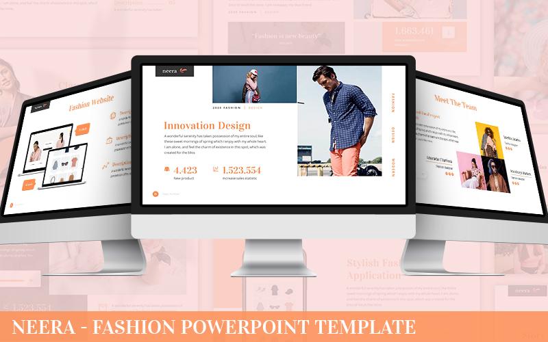 Neera - Fashion Powerpoint Template