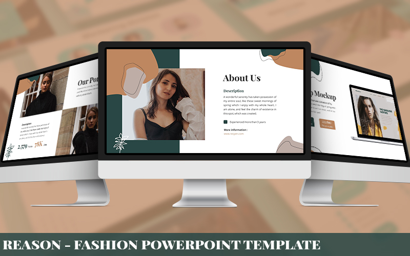 Reason - Fashion Powerpoint Template