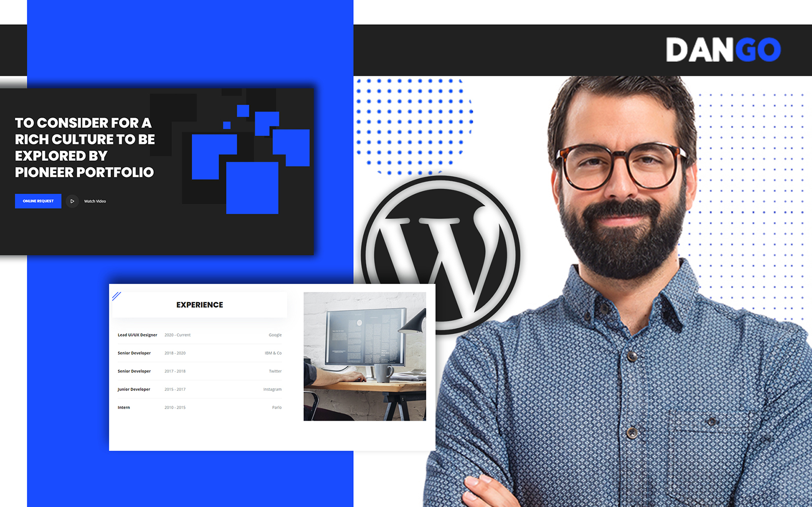 WordPress Å¡ablony