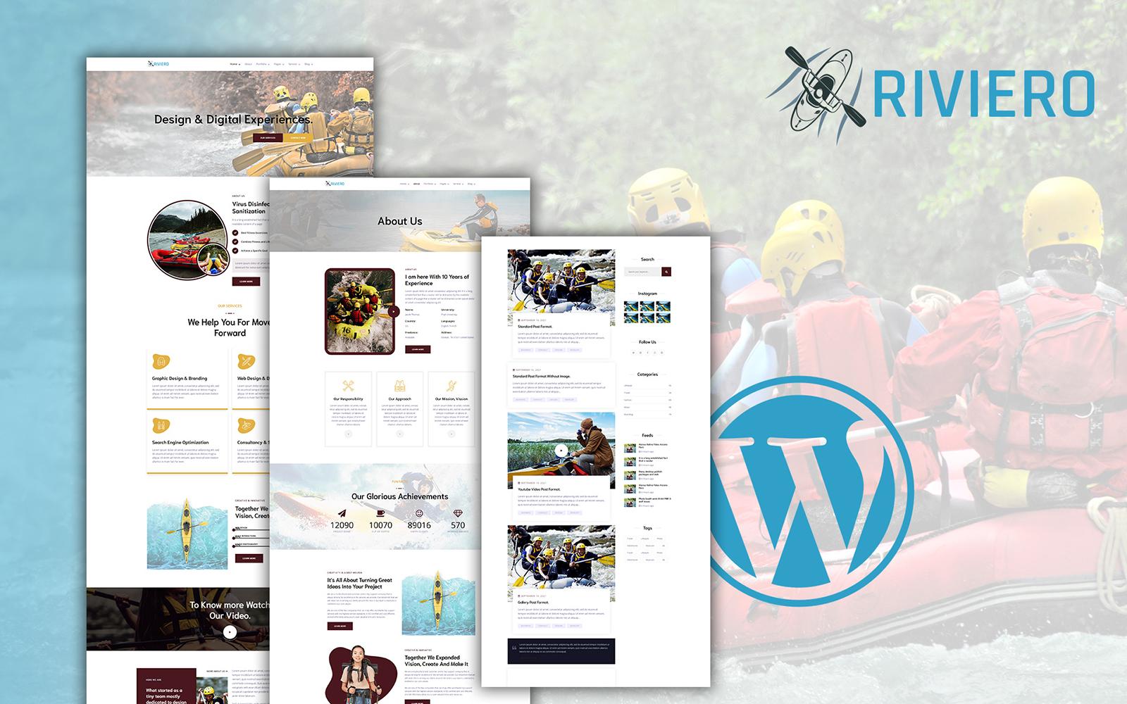 WordPress Å¡ablony
