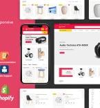 Šablona pro Shopify #179000