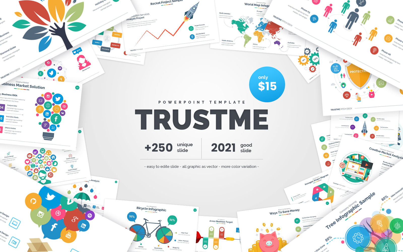 Trustme Powerpoint Template