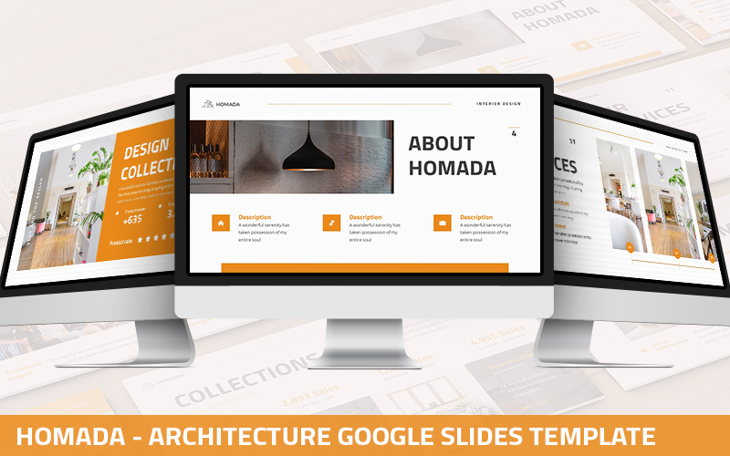 Homada - Architecture Powerpoint Template