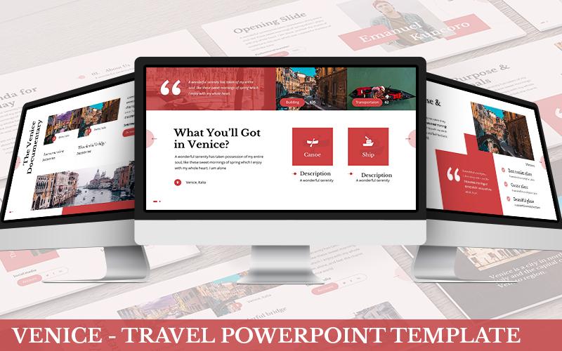 Venice - Travel Powerpoint Template