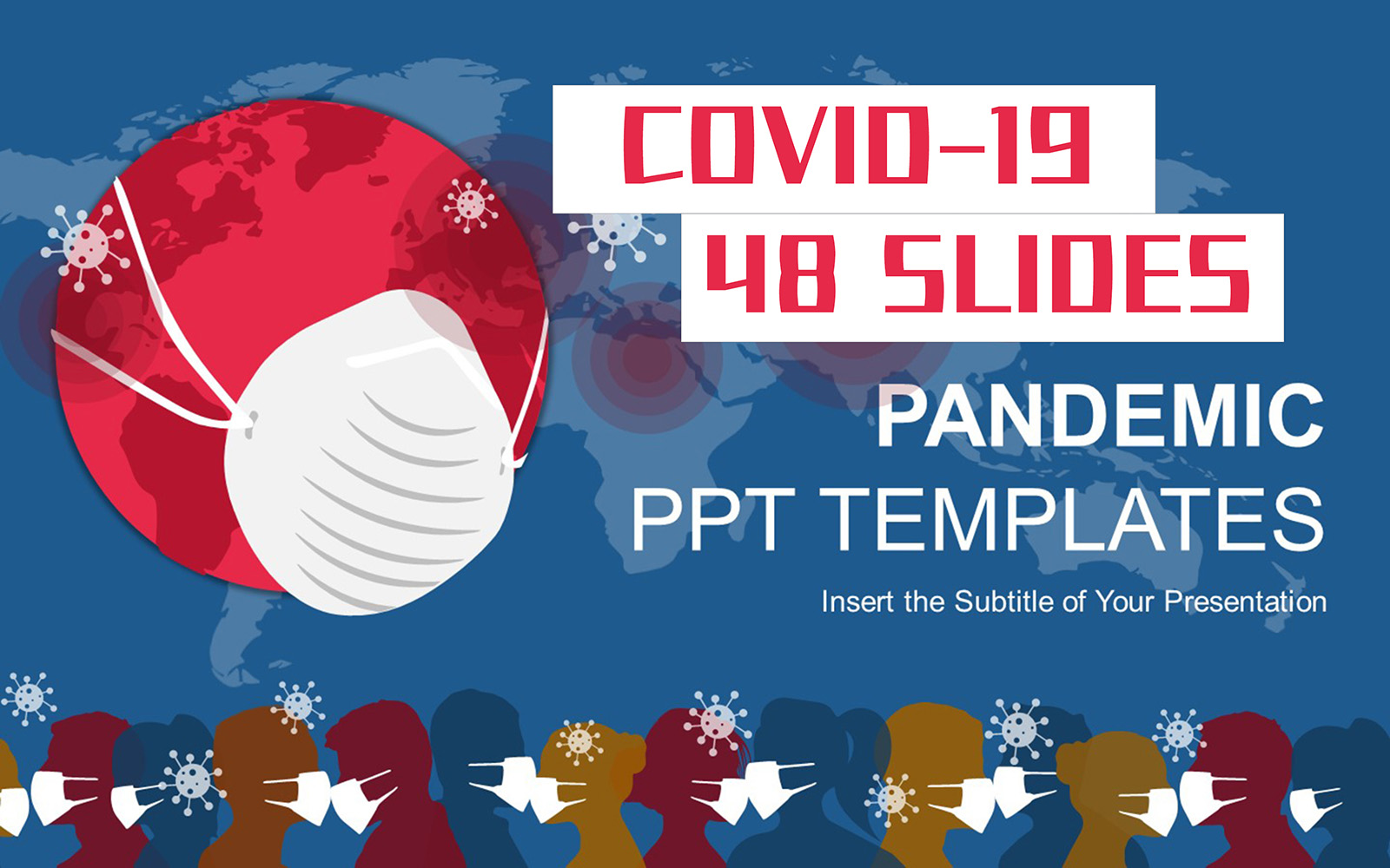 Pandemic Covid-19  PowerPoint Template